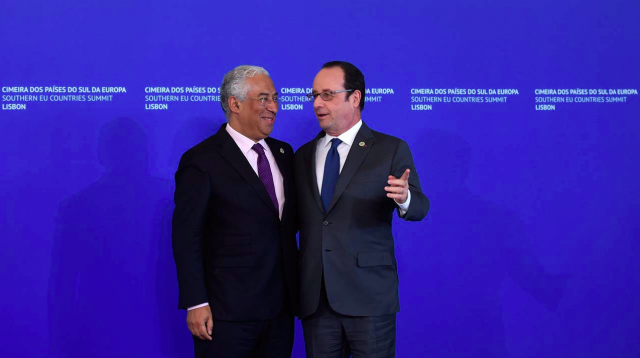 Hollande Lisbon