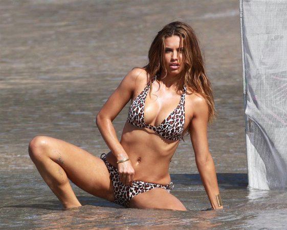 Adriana Lima Sexy Bikini 5