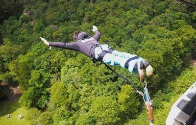 Bungee-Jumping