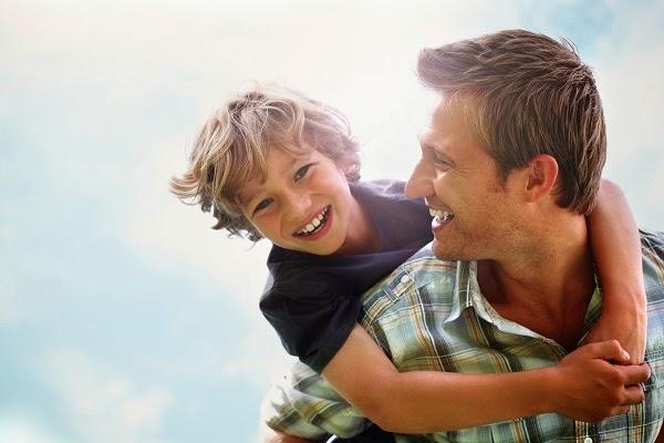 Father-Son-Sky