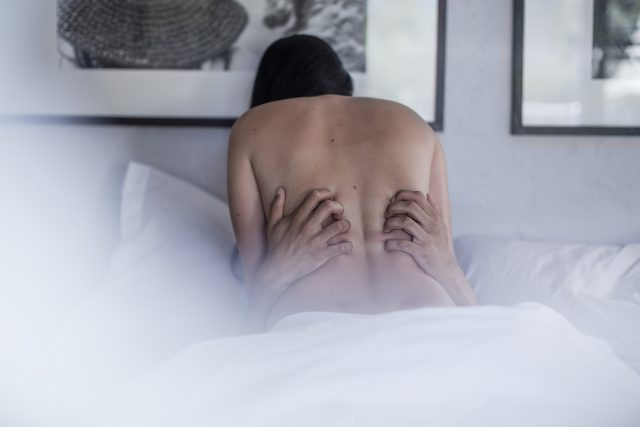 Blak πρωκτικό σεξ