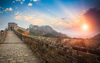 Sunrise-at-Great-Wall