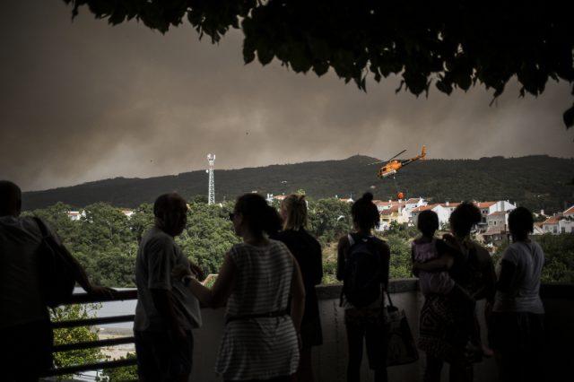 Φωτιά στην Πορτογαλία