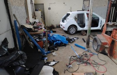 Παρουσίαση της ΕΛΑΣ, κλεμμένα αυτοκίνητα