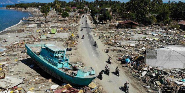 Ινδονησία τσουνάμι
