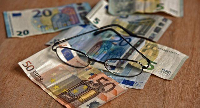 Ευρώ γυαλιά μυωπίας