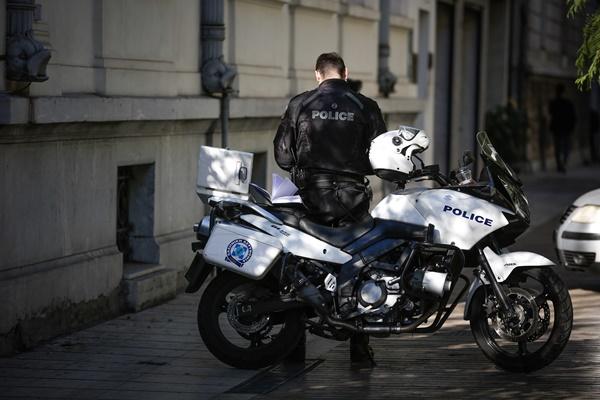 Ρομά αστυνομικό