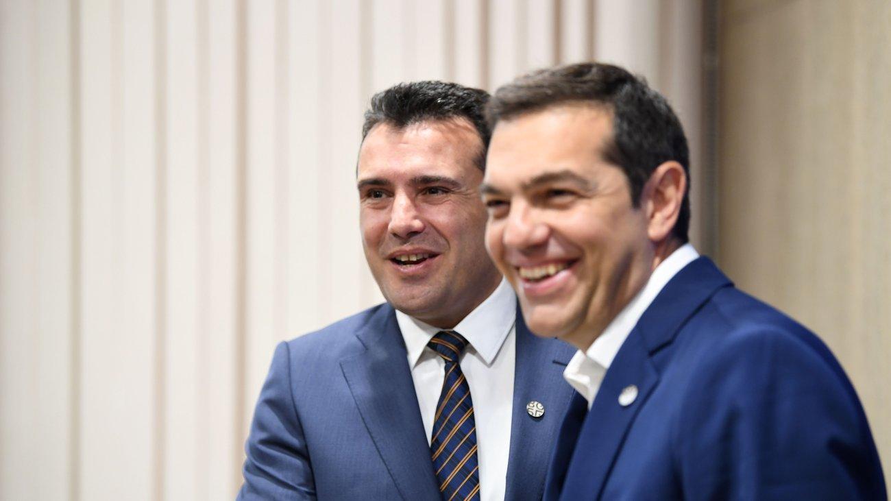 «Βόρεια Μακεδονία» η ΠΓΔΜ - Πέρασε η Συνταγματική Αναθεώρηση