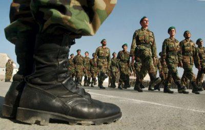Αλλαγές στην κατάταξη του Στρατού Ξηράς