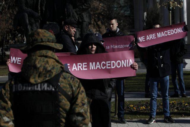 Macedonia NATO