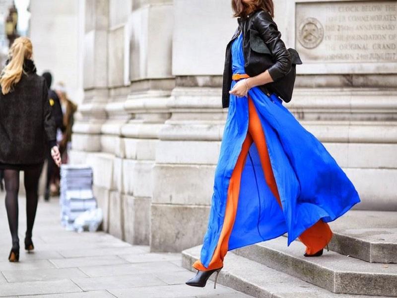 Έντονα χρώματα: Τέλος στα μαύρα ρούχα τον χειμώνα