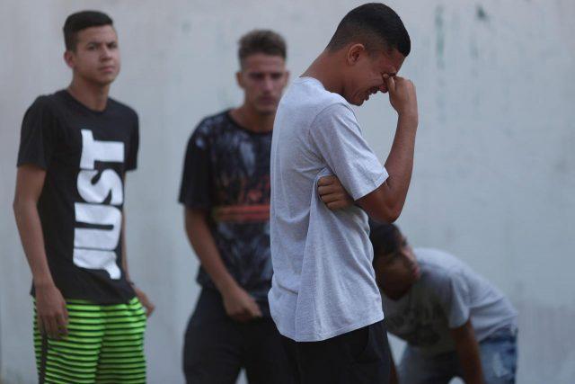 Βραζιλία Το συγκινητικό σκίτσο για την τραγωδία με τους 10 νεκρούς