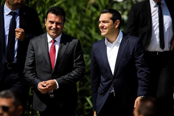 Η Αθήνα έστειλε στα Σκόπια τη ρηματική διακοίνωση