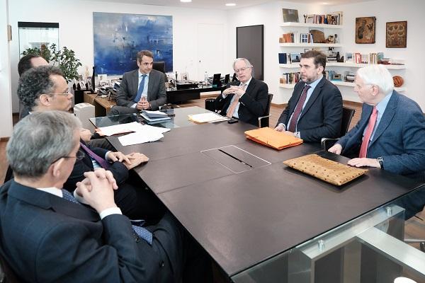 Νέα Δημοκρατία και Συνταγματολόγοι Η επόμενη Βουλή θα ορίσει το περιεχόμενο των αναθεωρητέων άρθρων