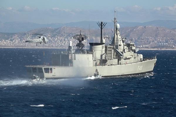 Πένθος στο Πολεμικό Ναυτικό - Υπαξιωματικός βρέθηκε νεκρός μέσα σε φρεγάτα