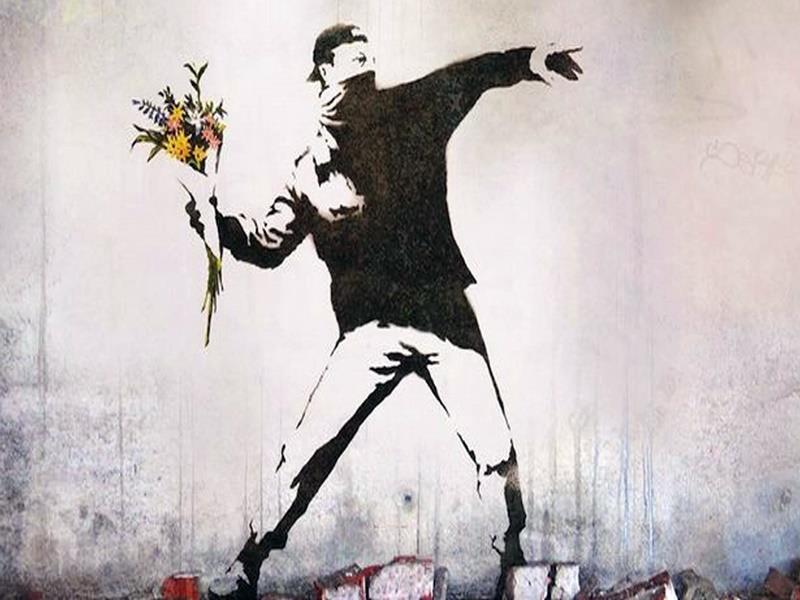 The World of Bansky στην Τεχνόπολη - Τι θα δούμε στην έκθεση που ξεκινά