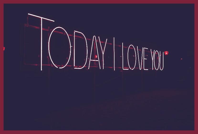 ραντεβού για να πω ότι σ  αγαπώ.