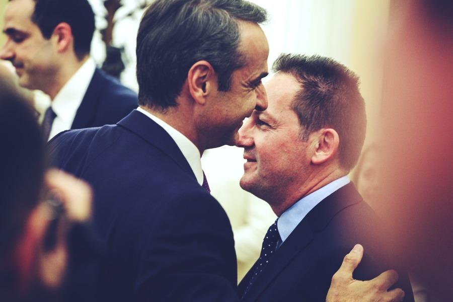 Νέα κυβέρνηση: Οι πιο στενοί συνεργάτες του Κυριάκου Μητσοτάκη ...