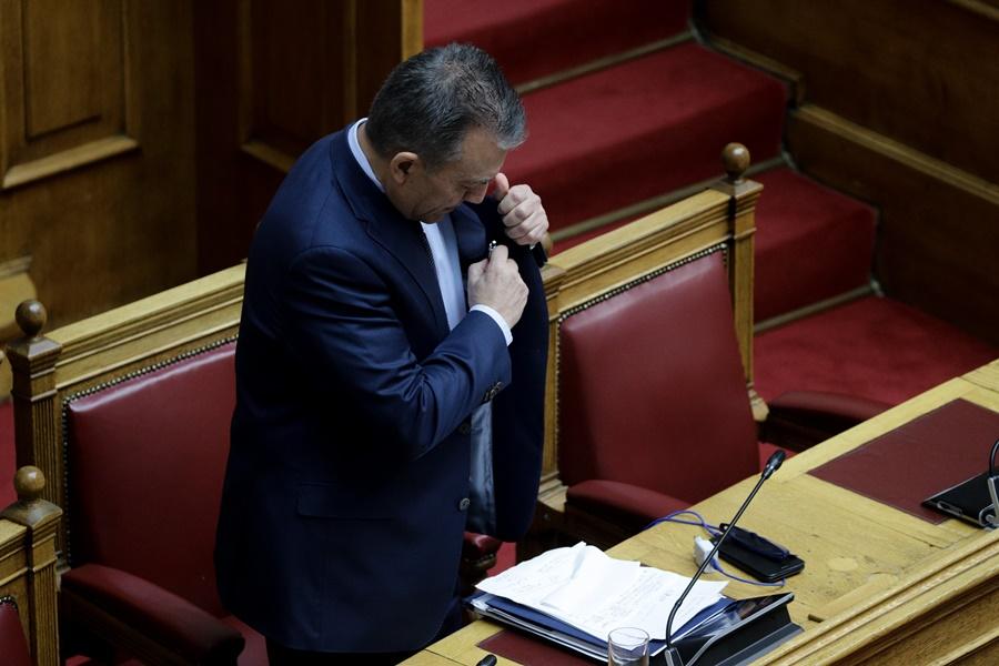 Βρούτσης Voucher: Τοποθέτηση στη Βουλή για την κατάργηση της ...