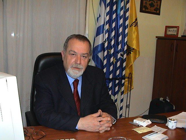Λεωνίδας Λυμπερακίδης ΝΔ: Πέθανε ο πρώην βουλευτής   Alphafreepress.gr
