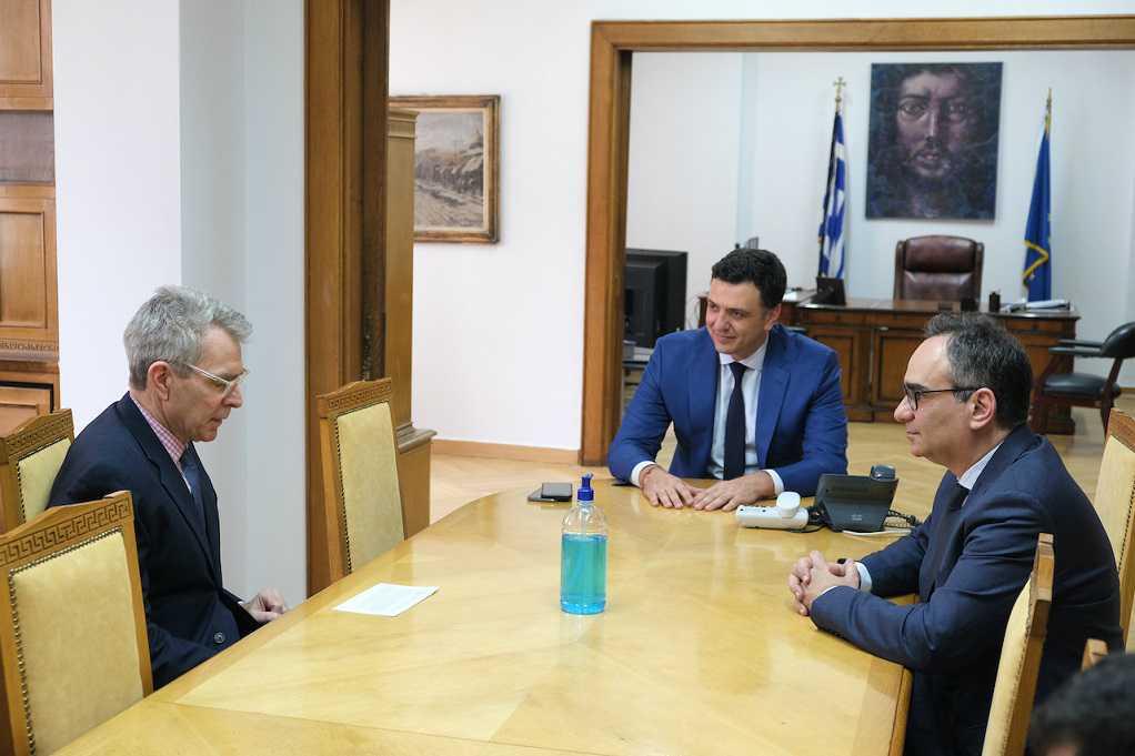 Τεστ αντισωμάτων κορονοϊού: Συνεργασία ΗΠΑ - Ελλάδας ...