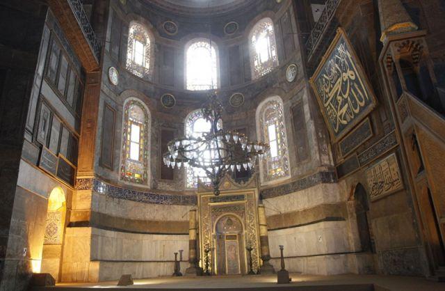 Αγία Σοφία τζαμί
