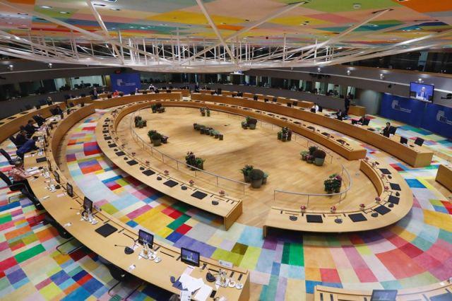 Η Ευρωπαϊκή Επιτροπή συνεδριάζει