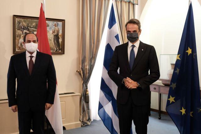 Κύπρος Ελλάδα - Αίγυπτος