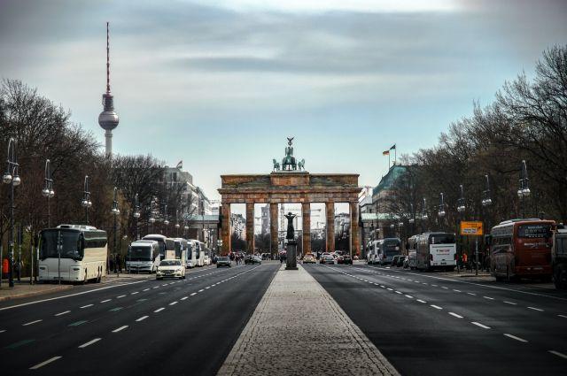 συννεφιά στη Γερμανία