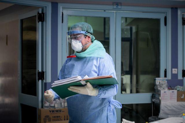Σωτηρία γιατρός νοσοκομείο αναφοράς