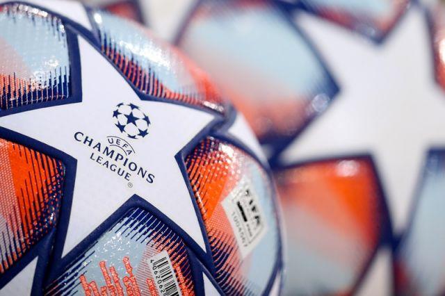 μπάλα Champions League