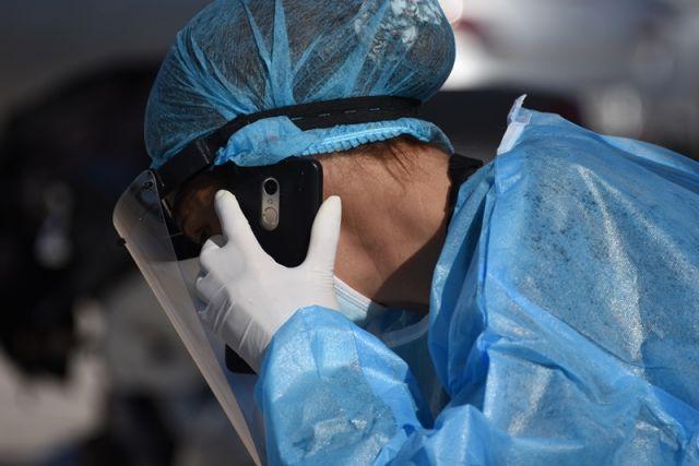 ΕΟΔΥ τεστ πανδημία κλιμάκιο ΕΟΔΥ