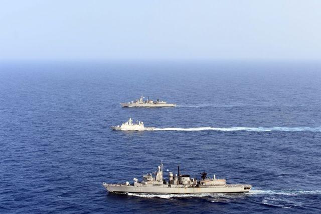 Πολεμικό ναυτικό στο αιγαίο
