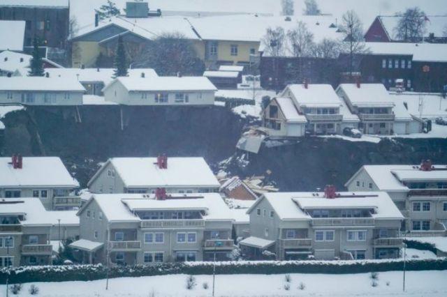Νορβηγία σπίτια