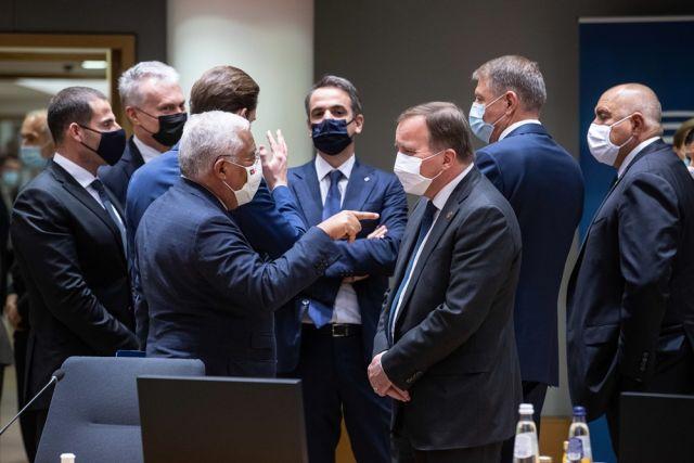 Κυριάκος Μητσοτάκης Βρυξέλλες Σύνοδος Κορυφής