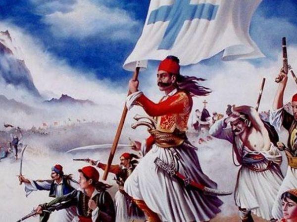 1821 επαναστάτες