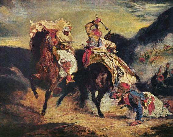 1821 μονομαχία