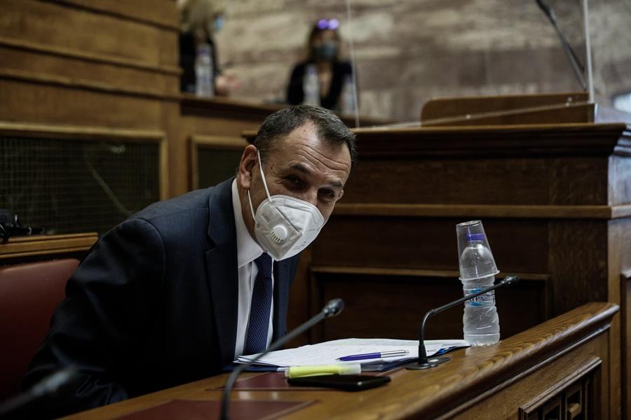 Νίκος Παναγιωτόπουλος Βουλή