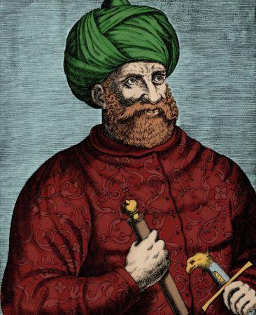 Ο πειρατής Χαϊρεντίν Μπαρμπαρόσα