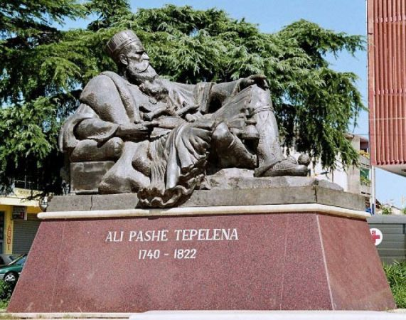Άγαλμα Αλή πασά