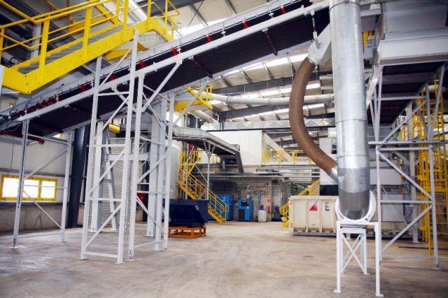 Εργοστάσιο ανακύκλωσης