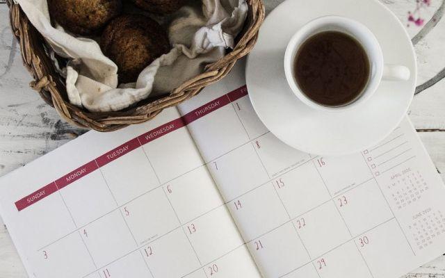 Καφές και πρόγραμμα