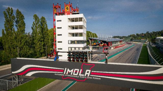imola is once more in f1's calendar