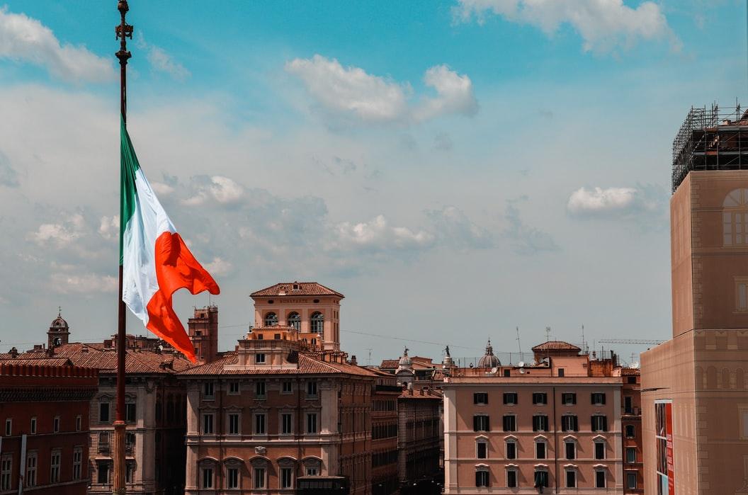 Ιταλική σημαία