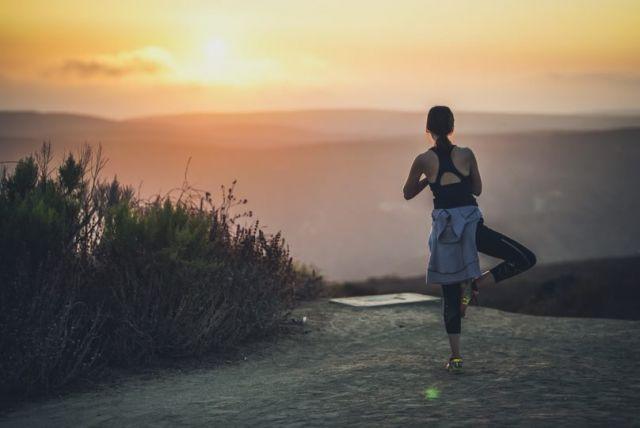 Διατάσεις μετά το τρέξιμο