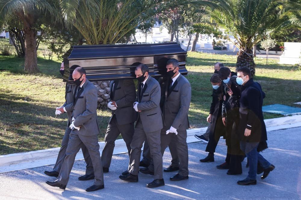 Κηδεία Βαλυράκη