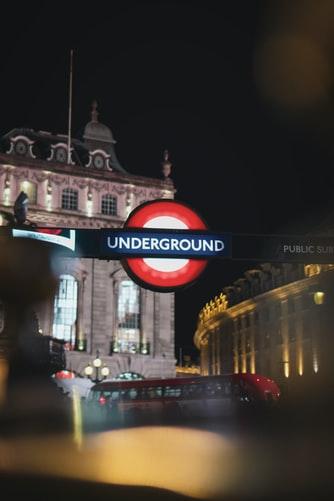 Λονδίνο σταθμός