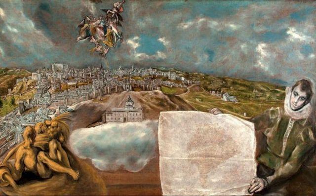 πίνακας Δομήνικου Θεοτοκόπουλου