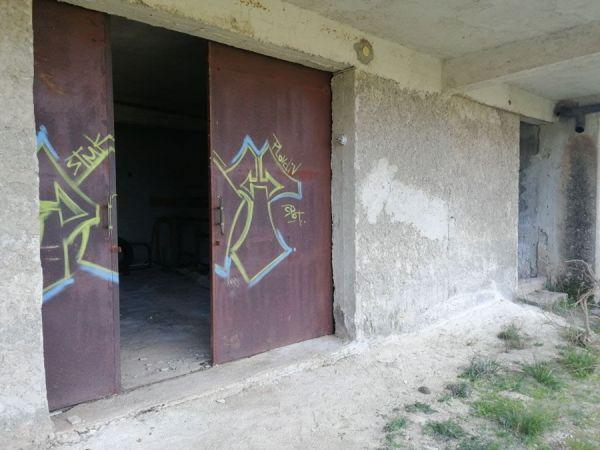 Σπίτι εγκαταλελειμμένο