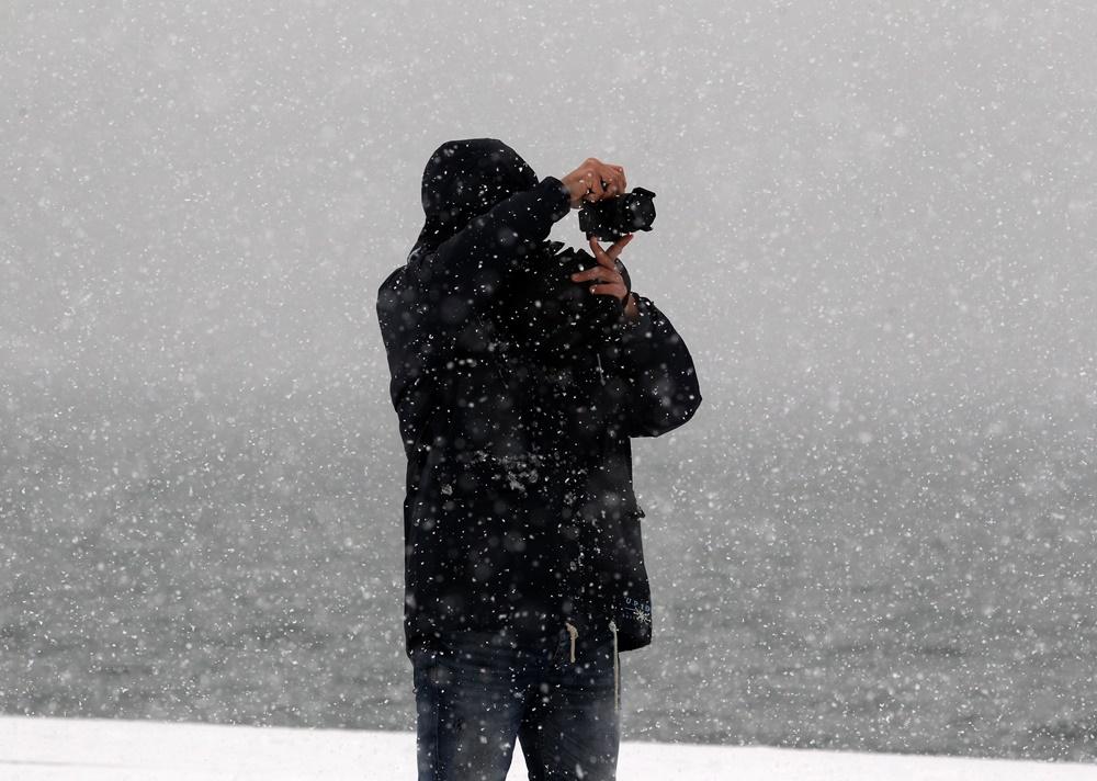 Χιόνι κακοκαιρία